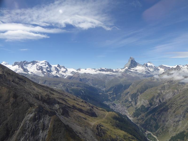 Monte Rosa Massiv: Monte Rosa Massiv